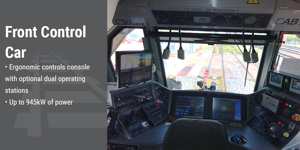 Front Control Car details