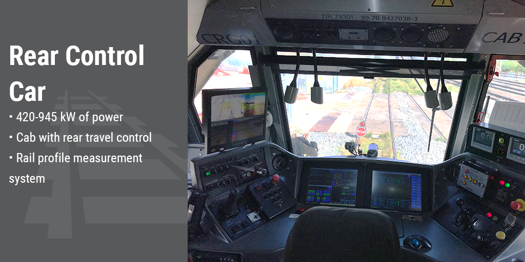 Rear Control Car details