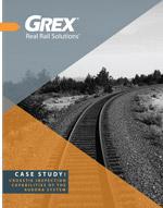 Crosstie Inspection case study