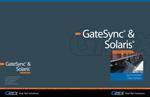 GateSync and Solaris brochure cover