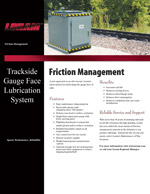 GaugeFace Lubrication cover