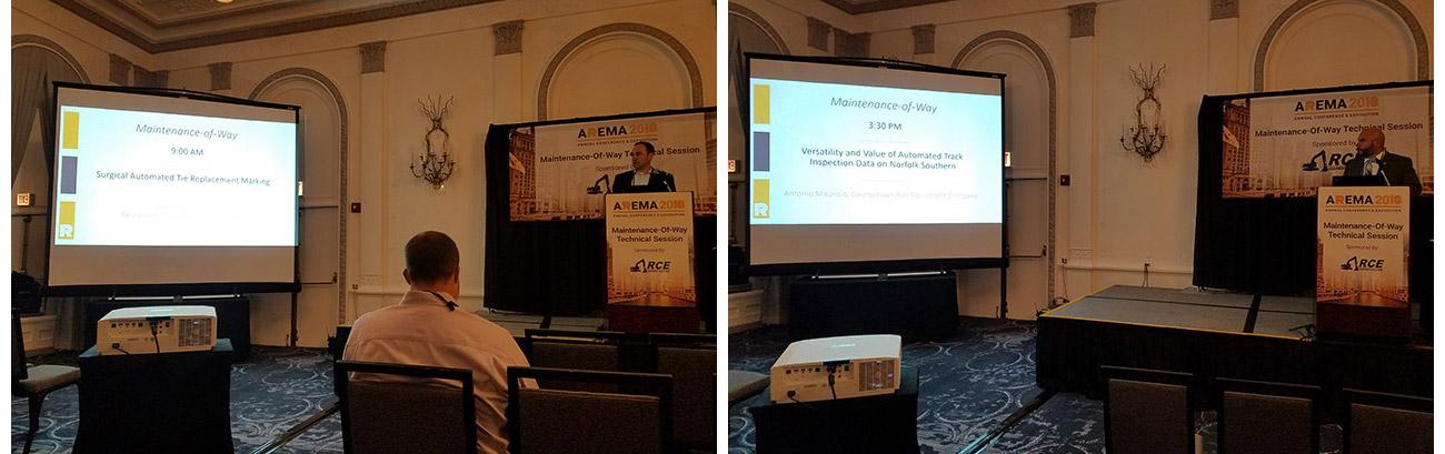 GREX AREMA Presentations