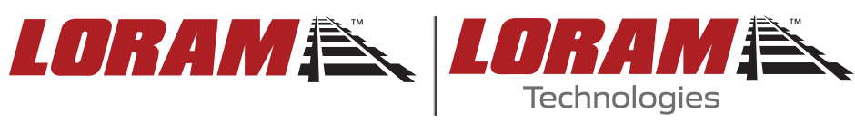 Loram & Loram Technologies logos