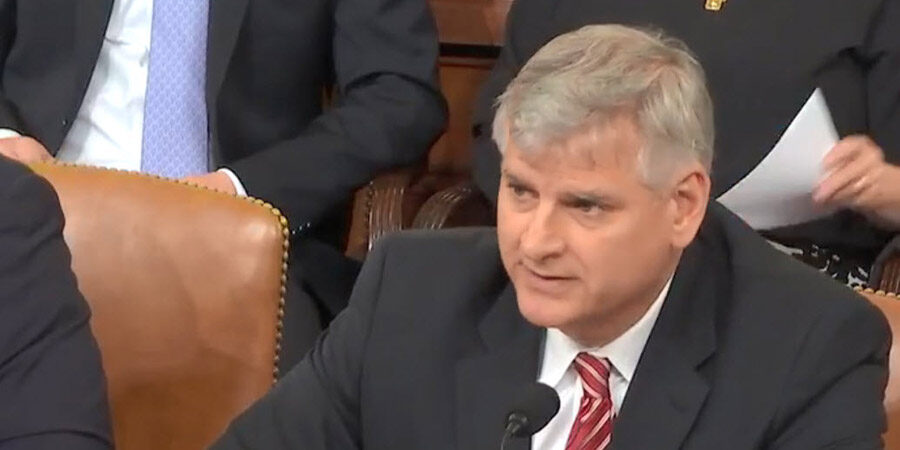 Phil at congressional hearing